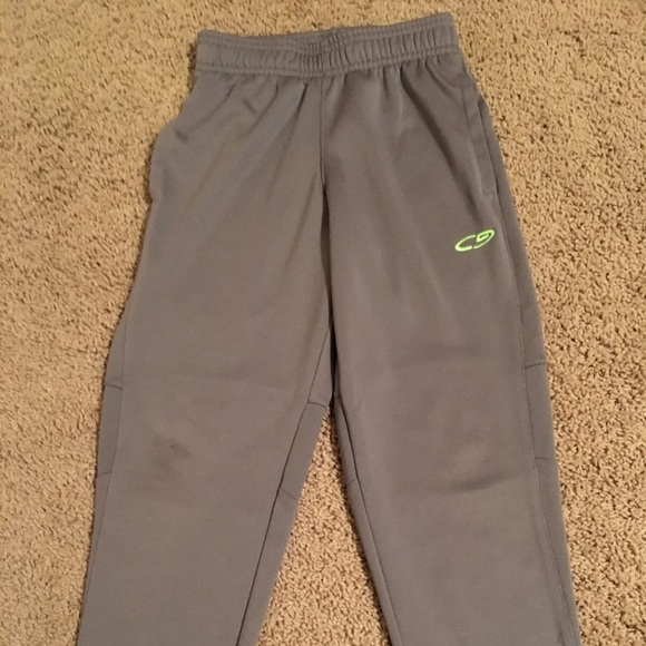 0566f4249df1 Champion Other - Champion Boys Size S P 6-7 Gray Athletic Pants